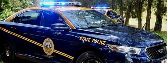 WV State Police Cruiser