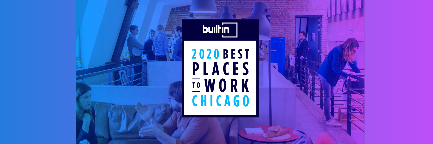 CPI, OpenFox is Honored in Built In Chicago's Prestigious Best Places to Work List in 2020