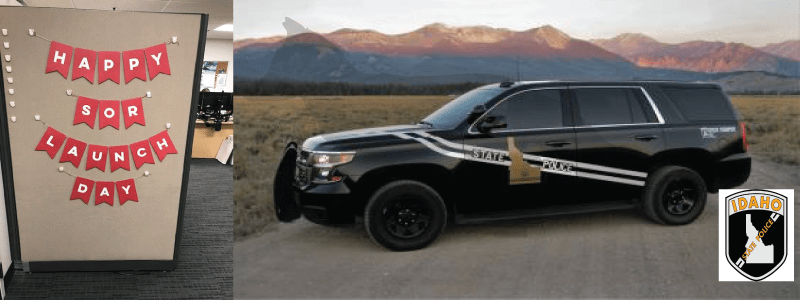 CPI Successfully Installs New SOR 2.0 for Idaho State Police